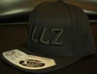 B477Z Black/Black SNAPBACK SKU # 0258-0101