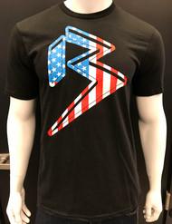 FREEDOM B - BLACK - RED/WHITE/BLUE SKU: 0162-01625