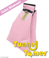 COLOR BLOW OUT! In Stock Standard Tunnel Tamer Bags - 1 pair - BUBBLE GUM PINK