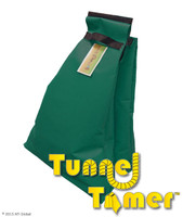 In Stock Standard Tunnel Tamer Bags - 1 pair - FOREST GREEN