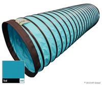 "In Stock 20'/6"" Standard Tunnel - TEAL"