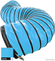"In Stock 15'/4"" Standard Tunnel - LT. BLUE"