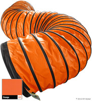 "In Stock 15'/4"" Standard Tunnel - ORANGE"