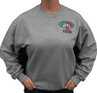 Walk To Emmaus Embroidered Sweatshirt