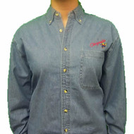 Upper Room Chrysalis Denim Shirt (Long Sleeved)