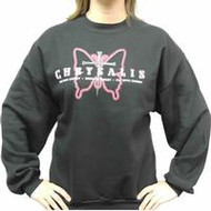 Fly With Christ Chrysalis Sweatshirt
