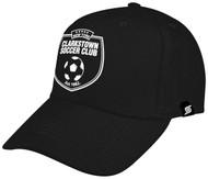 CLARKSTOWN BASEBALL CAP -- BLACK