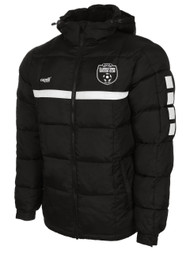 CLARKSTOWN SPARROW FALL JACKET -- BLACK WHITE