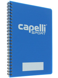 CAPELLI SPORT 60 PAGES MINI NOTE BOOK WITH WATERPROOF PAPER -- PROMO BLUE WHITE