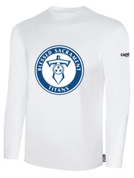 BASIC I LONG SLEEVE T-SHIRT -- WHITE **** PRODUCT WILL BE AVAILABLE 12/11