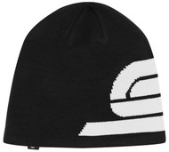 YOUTH  KNIT BEANIE -- BLACK