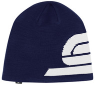 YOUTH  KNIT BEANIE -- NAVY