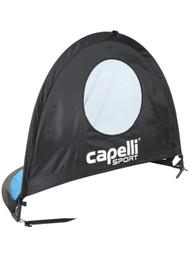 CAPELLI SPORT 4  FEET POP UP GOAL -- PROMO BLUE BLACK