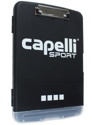 CAPELLI SPORT ALL WEATHER COACHING ORGANIZER  -- BLACK