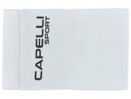 CAPELLI SPORT ADULT CAPTAIN ARM BAND -- WHITE