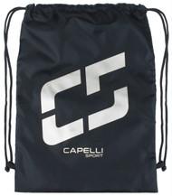 CAPELLI  SPORT PROMO SACK PACK -- BLACK SILVER METALLIC **** ITEM AVAILABLE 12/25