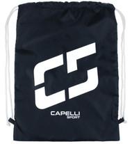 CAPELLI SPORT PROMO SACK PACK -- BLACK WHITE ****   ITEM AVAILABLE 12/25