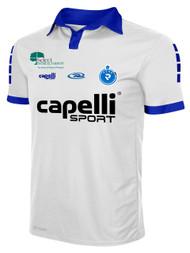 PENN FC PRO AWAY JERSEY -- WHITE ROYAL BLUE