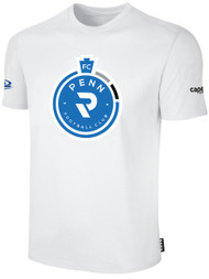 PENN FC PRO TEE SHIRT -- WHITE