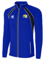 EASTERN NY RAVEN TRAINING JACKET -- ROYAL BLUE BLACK