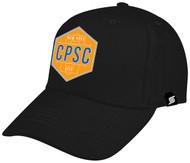 CPSC BASEBALL CAP -- BLACK