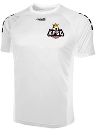 KINGS PARK GRIFFON JERSEY -- WHITE BLACK