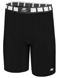 KINGS PARK THERMADRY COMPRESSION SHORTS -- BLACK