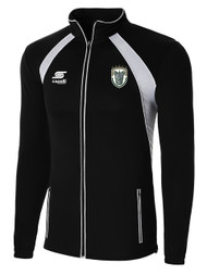 RHINOS  RAVEN TRAINING JACKET -- BLACK WHITE