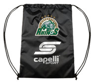 RHINOS PROMO SACKPACK -- BLACK