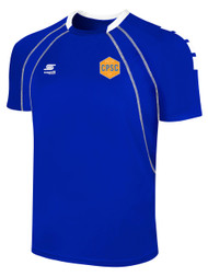 CHELSEA PIERS  U15 - U16 JERSEY -- ROYAL BLUE WHITE