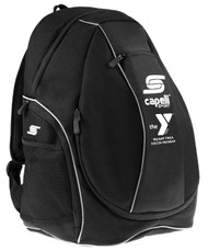 CS ONE BACKPACK  --  BLACK COMBO