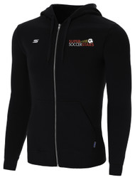 SUPER SOCCER STARS ZIP UP HOODIE  (YOUTH $30 ) - (ADULT $35)