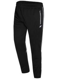 FC CYPRESS RAVEN TRAINING PANTS -- BLACK WHITE