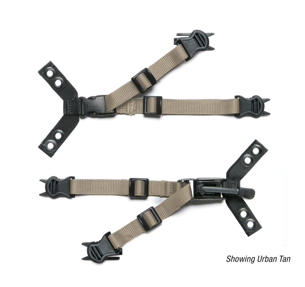 FAST & ACH O2 MASK DOUBLE-STRAP KIT