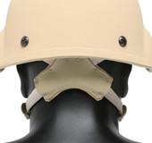 HEAD-LOC 4-POINT X-NAPE CHINSTRAP