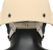 HEAD-LOC 4-POINT H-NAPE CHINSTRAP