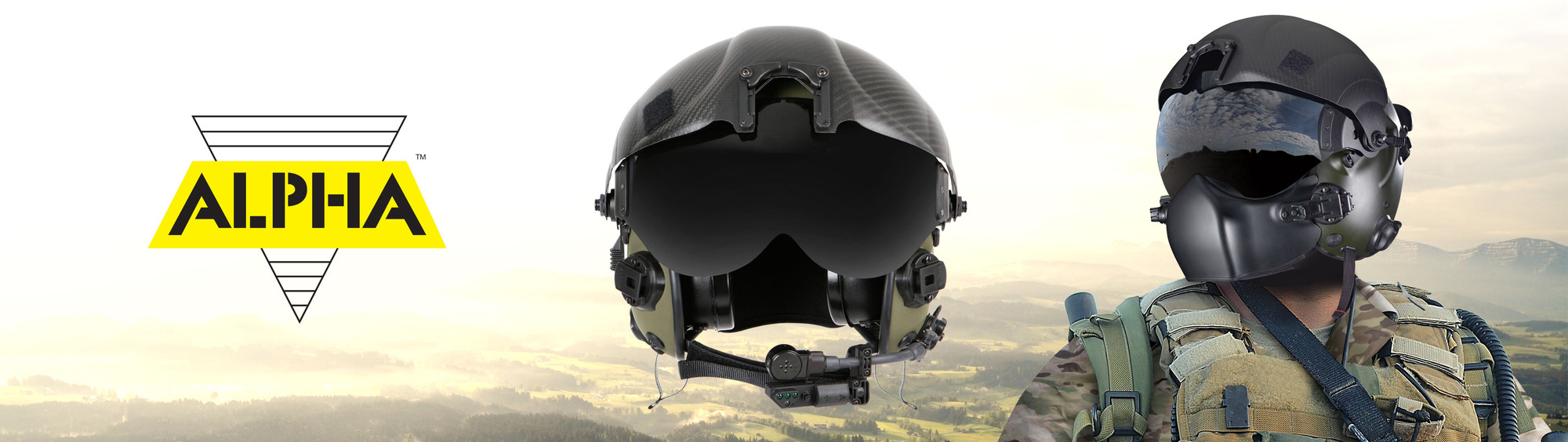 GENTEX CORPORATION HIGHLIGHTS ALPHA 930 AIRCREW HELMET SYSTEM AT PARIS AIR SHOW