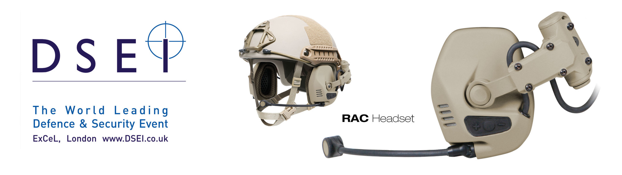GENTEX CORPORATION FEATURES NEW OPS-CORE RAC HEADSET AT DSEI