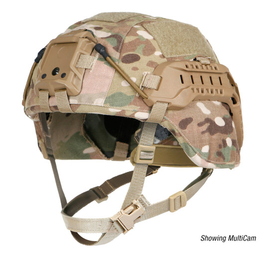 Mission Configurable Helmet Cover (MCHC)