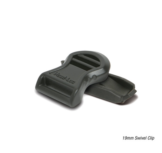 19MM GOGGLE-SWIVEL CLIPS & SHOES RAIL ADAPTER