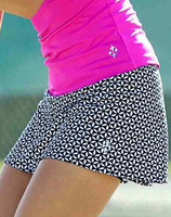 CLEARANCE JoFit Ladies Swing Tennis Skorts - Eyelet