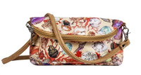 Sydney Love Ladies Cross Body Wristlet – Seashell