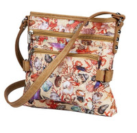 Sydney Love Ladies Cross Body Bag – Seashell