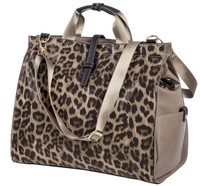 Leopard and Taupe