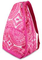 SALE All For Color Ladies Tennis Backpack - Sunburst