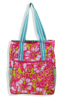 All For Color Ladies Tennis Shoulder Bag - Aloha Paradise