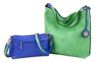 Cobalt and Emerald