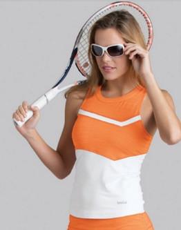 Gabriella (White/Orange)