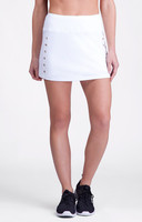 Janie White Pull-on Tennis Skort