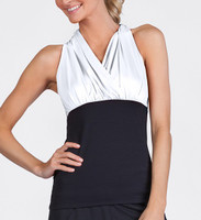 Doreen Sleeveless Tennis Tank Top